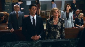 "The Good Wife 6.01 – ""The Line"" Prison Etiquette, Polls & Missing Panties"