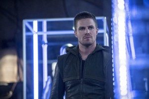 There's a New Archer in Town on Tonight's ARROW