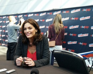 FOREVER: Our chat with Alana De La Garza at New York Comic Con {Video}