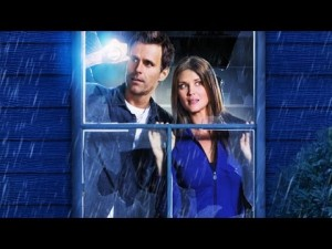 Cameron Mathison & Sarah Lancaster Figure Out Whoddunnit in 'Along Came a Nanny '