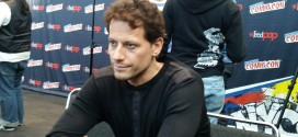 FOREVER: We sit down with Ioan Gruffudd at New York Comic Con {Video}