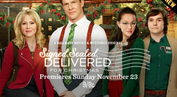 SIGNED SEALED DELIVERED FOR CHRISTMAS Brings the Holidays to a Family in Need