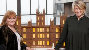 Gingerbread Abbey Honors the Return of Downton Abbey