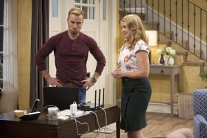 "MELISSA AND JOEY: The Honeymoon's Over in ""The Day After"" [Photos & Video]"