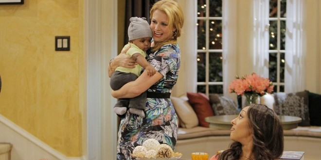 "MELISSA & JOEY: Photos & Synopsis for ""Let's Get Started"""