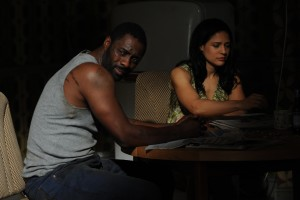 In Legacy:Black Ops with Idris Elba (credit George Cameron Geddes)