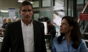 Person of Interest with Jim Caviezel