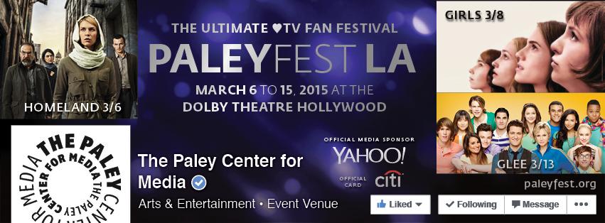 Paley Fest 2015 #2