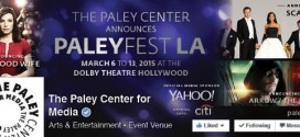 The Anticipation for Paley Fest 2015