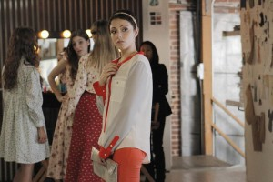 "CHASING LIFE: Photos & Video Promo for ""Model Behavior"""