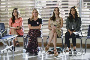 "PRETTY LITTLE LIARS: Promo Video and Photos for ""Out, Damned Spot"""