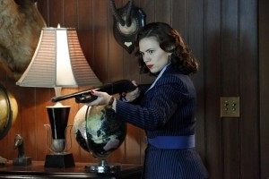 MARVEL'S AGENT CARTER: 39 Photos and Promo Video from Tonight's Season Finale