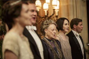 DOWNTON ABBEY: Secrets and Flirtations {Recap}