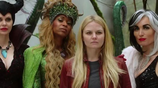 OUAT Villains and Emma