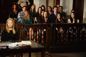 "PRETTY LITTLE LIARS: Photos & Video from ""The Melody Lingers On"""