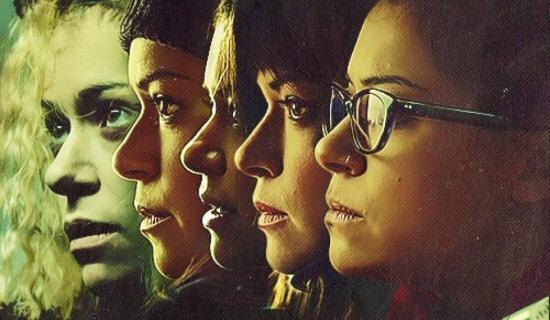 Orphan Black Sisters