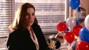 THE GOOD WIFE 6.17 – 'Undisclosed Recipients' Congratulatory Muffins & The Ugly Truth