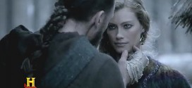 First Looks At This Weeks VIKINGS! Harbard Is One Busy Northman!