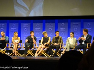 PALEYFEST 2015: Arrow and The Flash