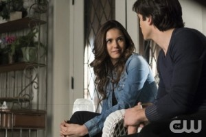 THE VAMPIRE DIARIES: BECAUSE {RECAP}