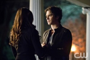 THE VAMPIRE DIARIES: I'D LEAVE MY HAPPY HOME FOR YOU {RECAP}