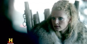 Vikings 'Paris' Sneak Peek!  Can you say awkward?