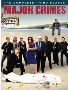 MAJOR CRIMES: The Complete Third Season on DVD