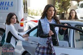 "PRETTY LITTLE LIARS Goes Back to Radley in ""Don't Look Now"""