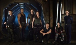 DARK MATTER: Episode 8 Sneak Peek