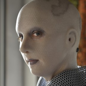 "DEFIANCE -- ""Ostinato in White"" Episode 309 -- Pictured: (l-r) -- (Photo by: Ben Mark Holzberg/Syfy)"