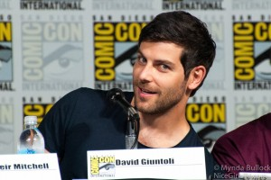GRIMM: Photos from Comic Con Panel 2015