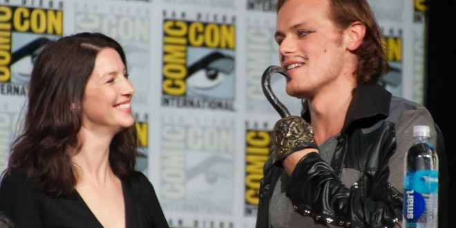VIDEO! The BEST Moments of OUTLANDER Panel at Comic Con!