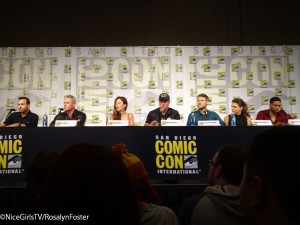 San Diego Comic Con 2015: Photos from THE LAST SHIP Panel
