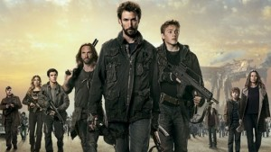 The First Time Ever I Saw Your Face:  Falling Skies Tribute