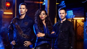 BREAKING NEWS! KILLJOYS is renewed for a second season!