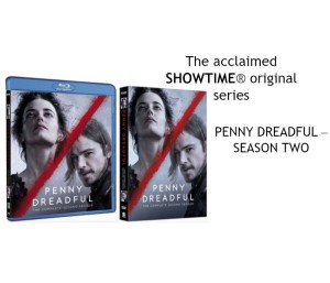 PENNY DREADFUL: SEASON TWO Out on DVD & Blu-ray Today!