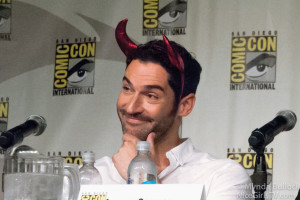 Nice Boy of the Week: Tom Ellis (aka our #futurefakehusband)