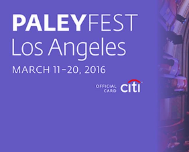 Paley Fest 2016