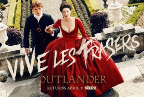 Outlander Return Date Announced