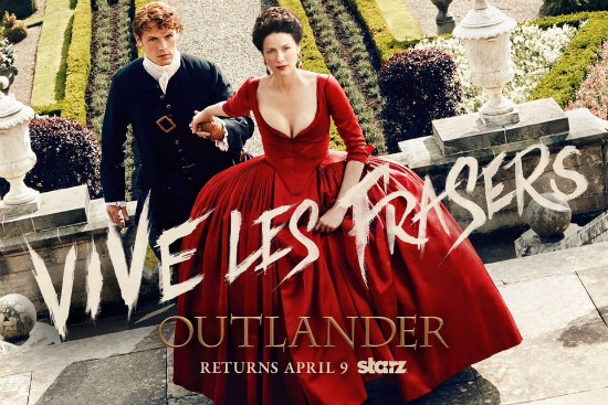 Outlander April 9, 2016 NGTV