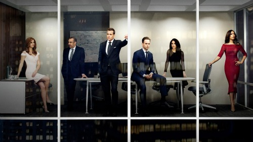 Suits Window Shot