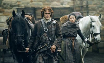 Jamie and Claire (Featured Image)