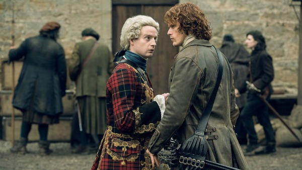 The Prince and Jamie