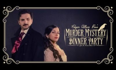 Edgar Allan Poe Murder Mystery Dinner Party