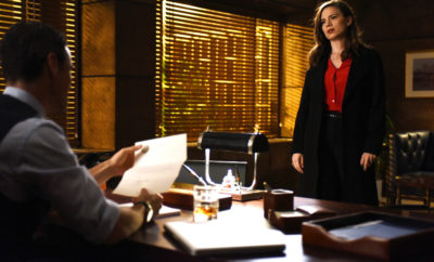 "CONVICTION - ""Mother's Little Burden""- (ABC/John Medland) HAYLEY ATWELL"
