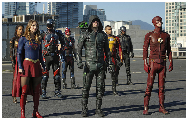 "DC's Legends of Tomorrow --""Invasion!"""