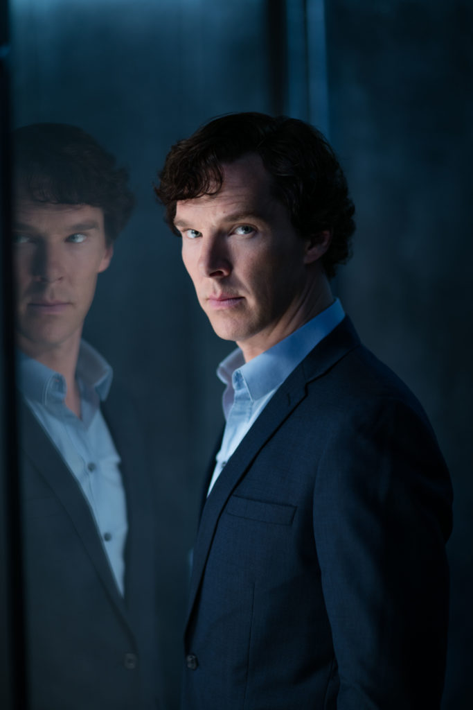 Sherlock, Season 4<br /> MASTERPIECE Mystery! on PBS<br /> Sunday, January 15th at 7pm ET<br /> Picture shows: Sherlock Holmes (BENEDICT CUMBERBATCH)<br /> For editorial use only. Not for use on social media.<br /> Courtesy of Laurence Cendrowicz/Hartswood Films for MASTERPIECE