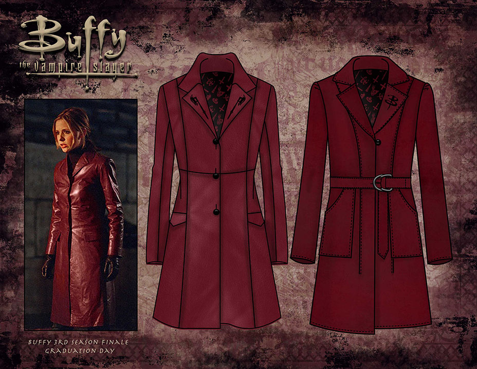 Buffy Fashion