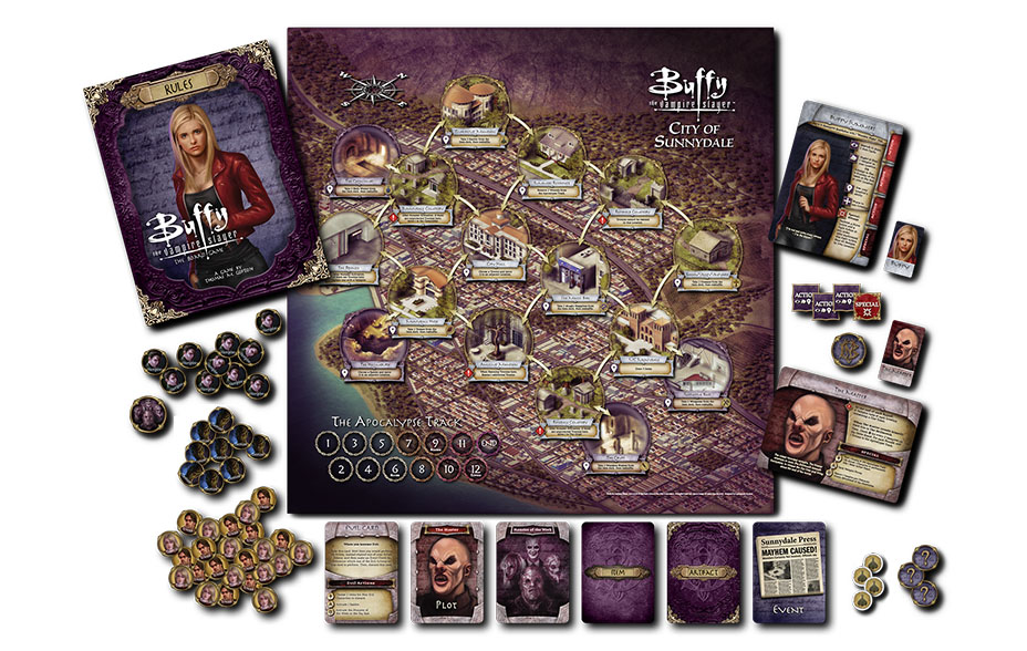 Buffy Game
