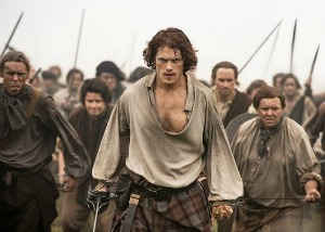 Jamie at Culloden